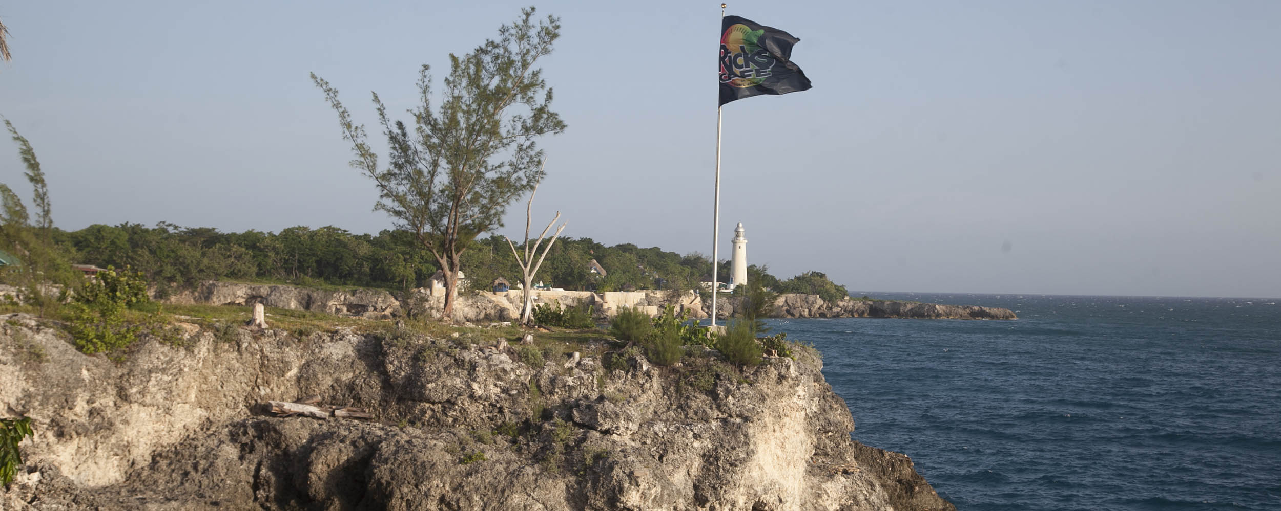 Negril Lighthouse - Rick's Cafe´, West End Cliffs - Negril Jamaica