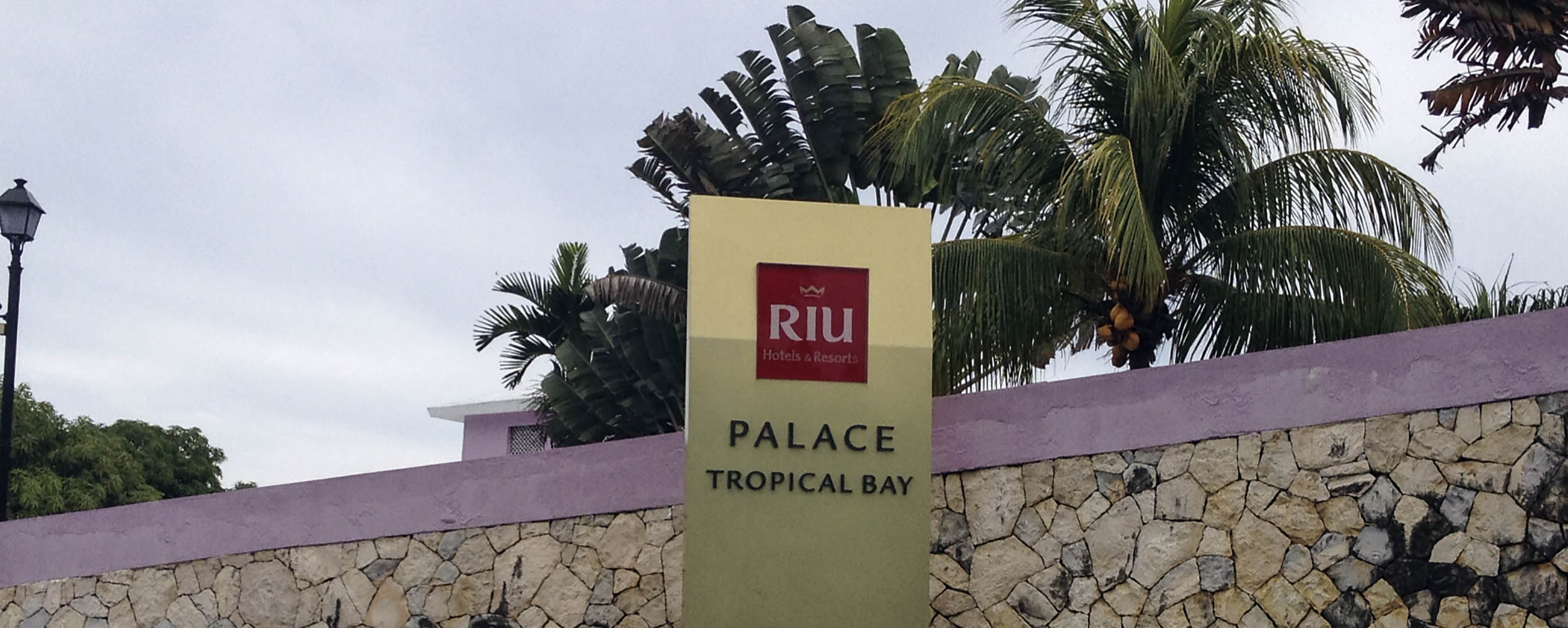 Palace Tropical Bay RIU - Negril Jamaica