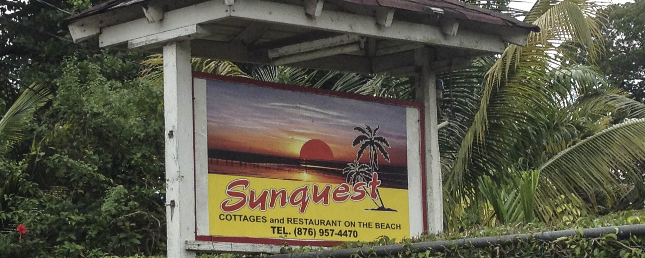 Sunquest Cottages - Negril Jamaica