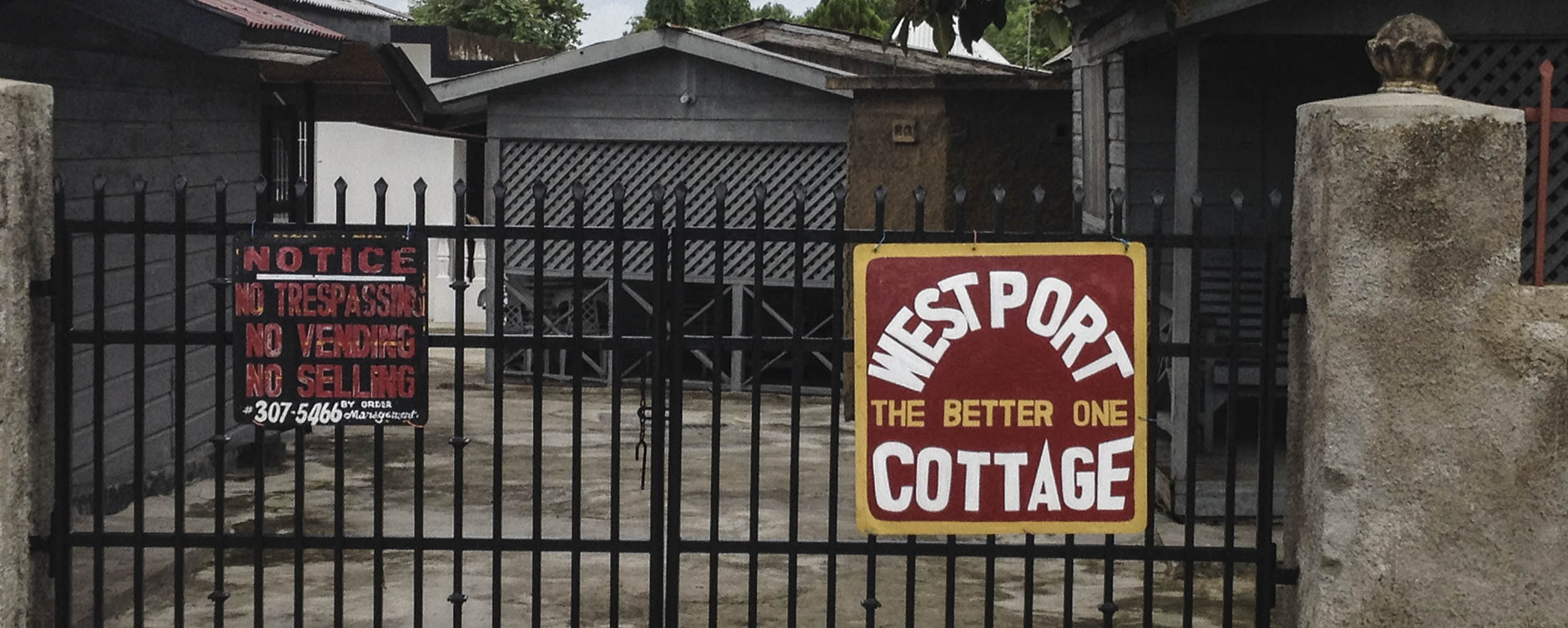 Westport Cottage - Negril Jamaica